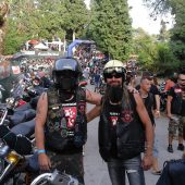 2016 Kroatien Bike Week